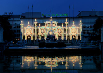 Inauguration Fiera Milano